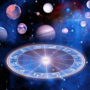 Astrology and planets